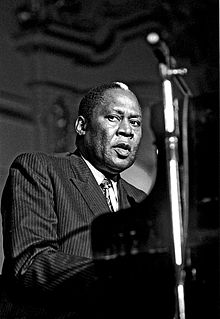 Memphis Slim and His House Rockers