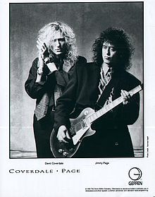 Coverdale+Page