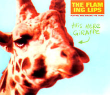 This Here Giraffe / Life on Mars (live)