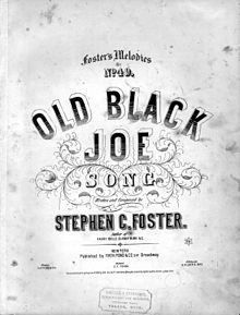 Old Black Joe