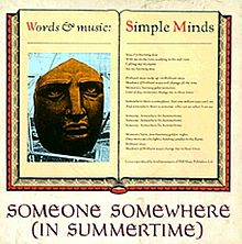 Someone, Somewhere in Summertime