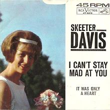 I Can't Stay Mad at You