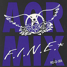 F.I.N.E. (Fucked-Up, Insecure, Neurotic, Emotional)