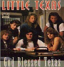 Glod Blessed Texas