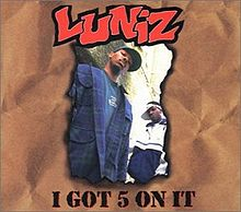 I Got 5 on It (remix)