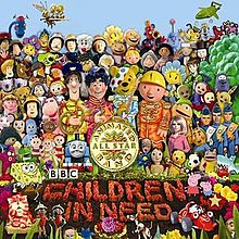 The Official BBC Children in Need Medley