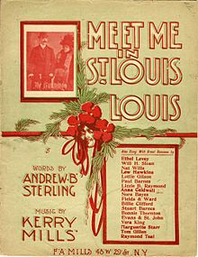 Meet Me in St. Louis, Louis
